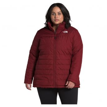 The North Face Mossbud Insulated Reversible Jacket (Plus) - Woman's