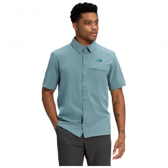 The North Face First Trail Short Sleeve Shirt - Men's