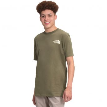 The North Face Simple Dome Short Sleeve Tee - Men's