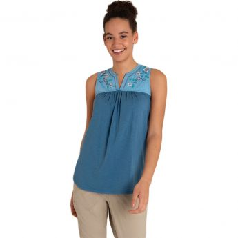 Sherpa Shaanti Embroidered Tank Top - Women's