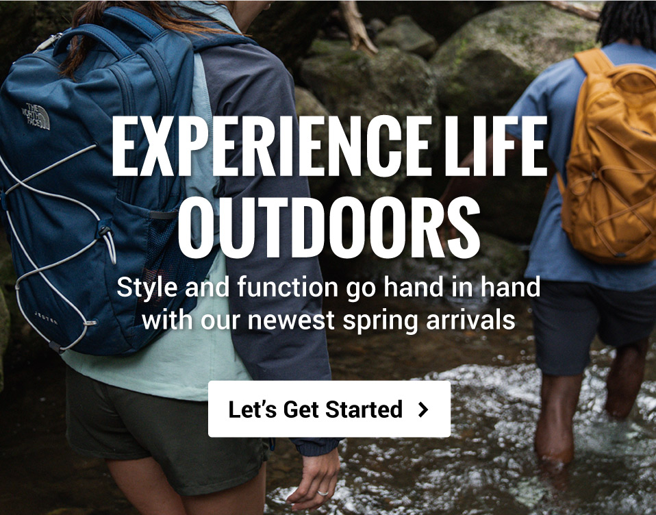 Style and function go hand in hand with our newest spring arrivals! Let's Get Started >