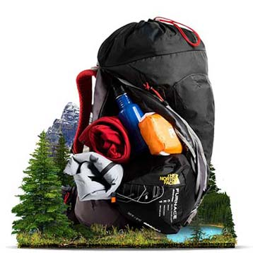 Shop gear and apparel for camping and hiking