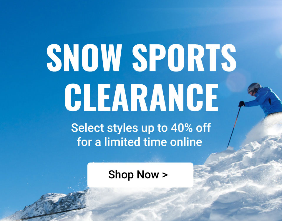 Ski Sale - up to 40% OFF